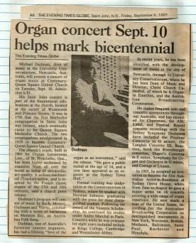Evening Times Globe. 1991