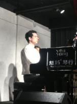Ernst premiering THRUSH in Chengdu July 8, 2016