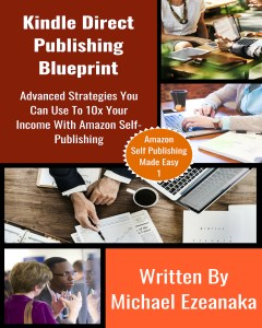 Kindle Publishing Blueprint Cover