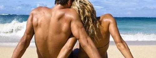 Erotic fiction (beach)