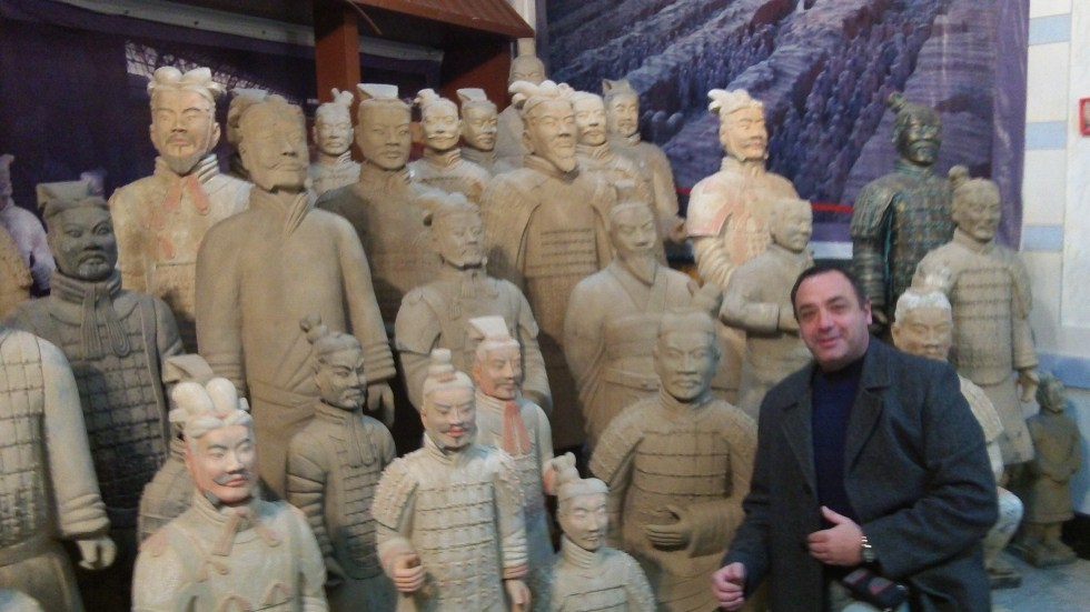Terracotta Soldier anyone?