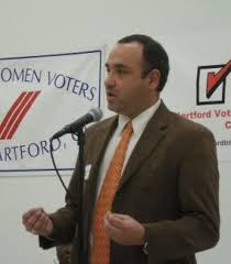 Michael Fryar - Presenting on voter issues