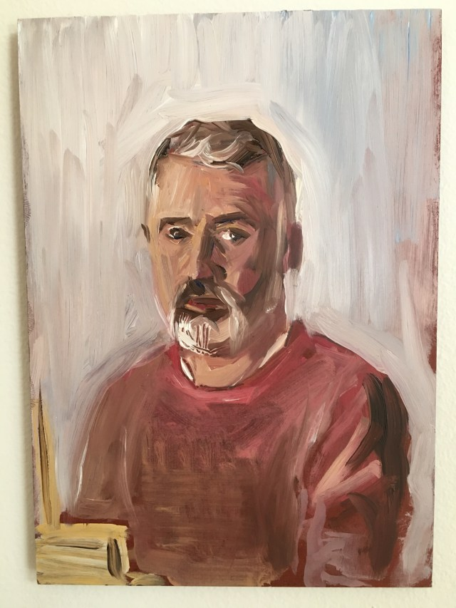 Self-Portrait, June, 2018