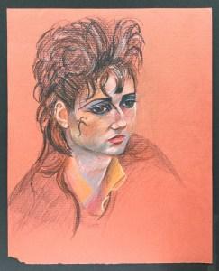 Portrait, MT, 1983
