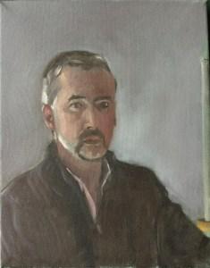 Self-Portrait, c., 2012