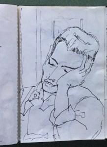 Sketchbook,1986