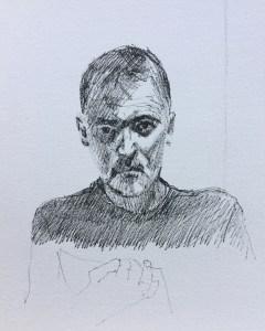 Self-Portrait, c., 2015