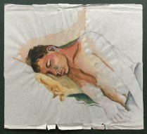 Paul Sleeping, 1986