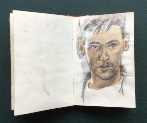 Self-Portrait, c., 1989