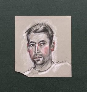 Self-Portrait, c., 1997