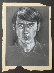 Self-Portrait, c., 1978