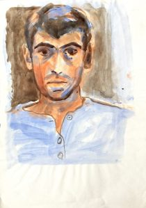 Self-Portrait, c., 1985