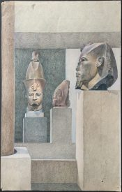Egyptian Sculpture Gallery