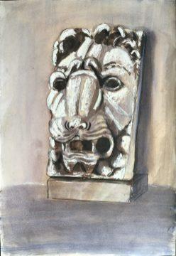 Lion's Head I, Rome, 1988