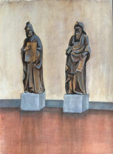 Museo del Opera del Duomo, Florence, 1987