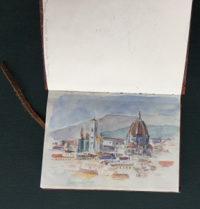 Florence from Piazzale Michelangelo, 2000