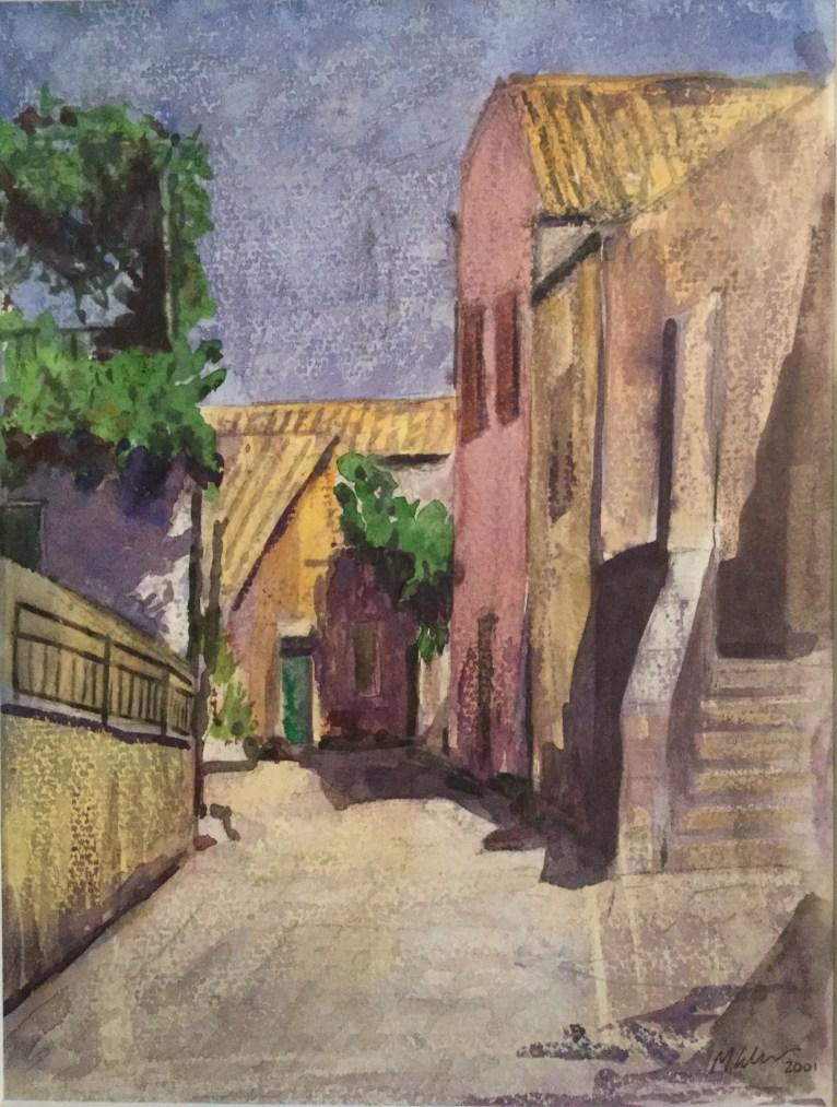 Corfu, 2001