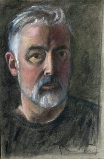 Self-Portrait, February 11th, 2019