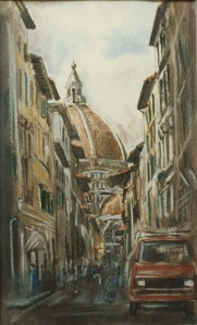 Florence, 1987, Private Collection