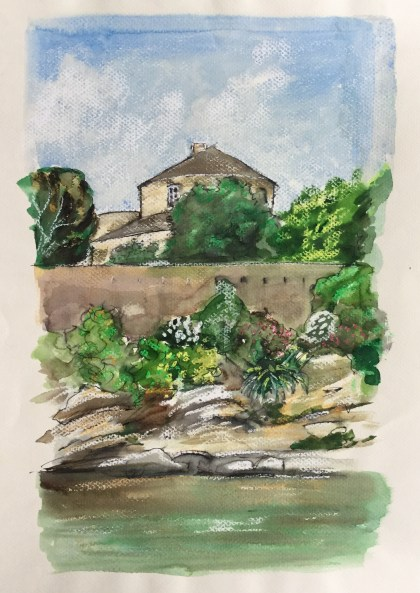 Saint-Florent, Citadel, Corsica, 2003