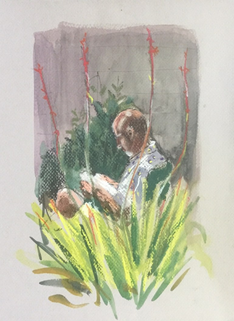 Mark Reading, Phoenix Nest, 2013