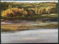 Upton Lake, Fall, 2017