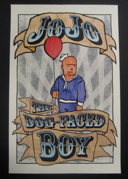 Jojo The Dog-Faced Boy