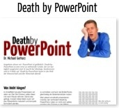 Handouts gegen Death-by-PowerPoint
