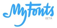Logo von Myfonts.com