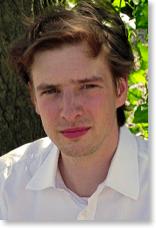 Porträt Lukas Pustina – Autor des Überallbüro-Blogs