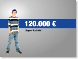 Nachher 4: Jürgen Hochfeld: 120.000€