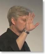 Rich Green bei seiner Keynote auf dem Nokia Developer Day