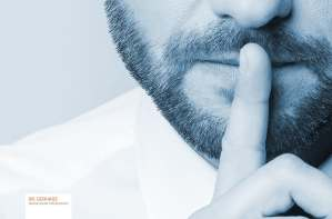 Stille aushalten