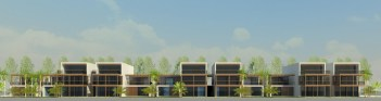 Rowhouses for VAGroup