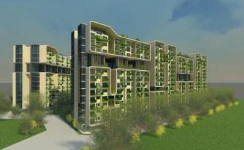 Condominiums for Fountainhead Design