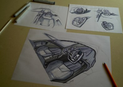 Ikara sketch collation 3b