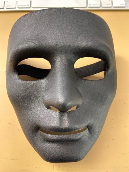 The base mask.