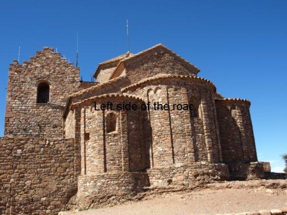 Monestir de Sant Llorenc del Munt i lÓbac