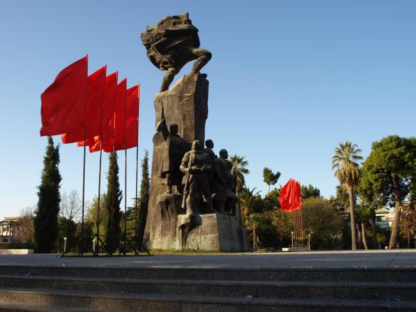 Vlora Independence Monument