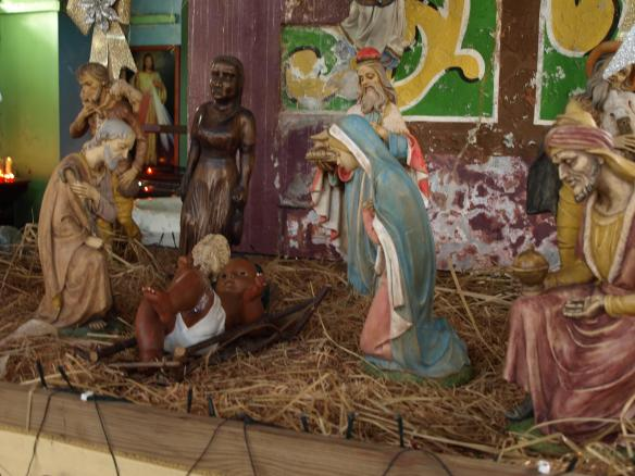 Castries Nativity Crib, 2012