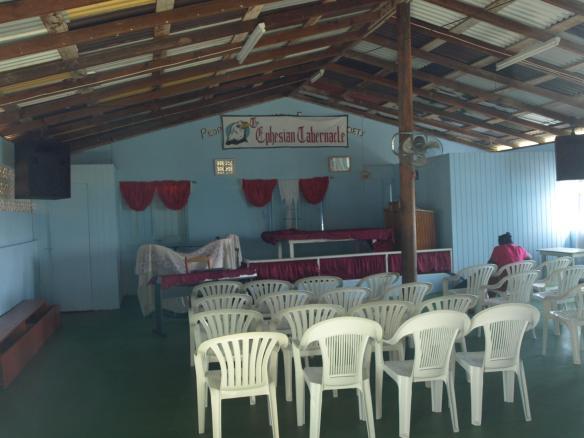 Ephesian Tabernacle, La Pompe, Bequia