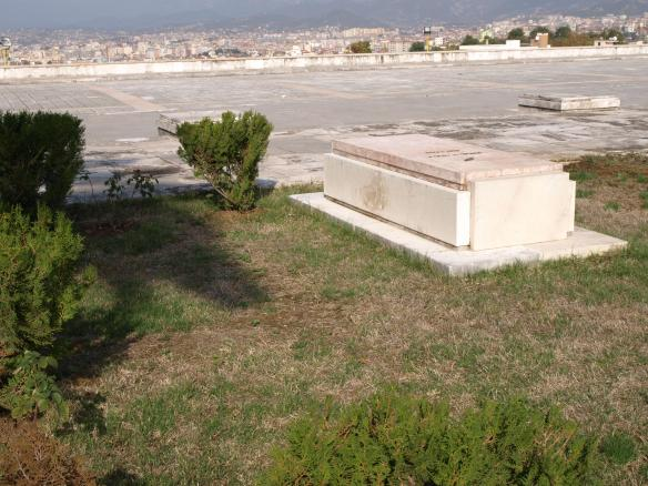 Tirana Martyrs' Cemetery - Qemal Stafa's Tomb