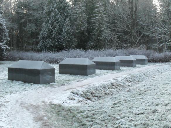 Westerbork Extermination Camp Memorial