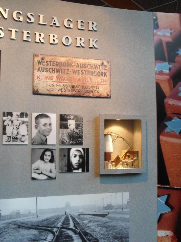 Westerbork Camp Museum