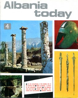 Albania Today Vol 2 No 4 July-August 1972