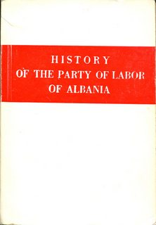 History of the Party of Labour of Albania - Chapter 2
