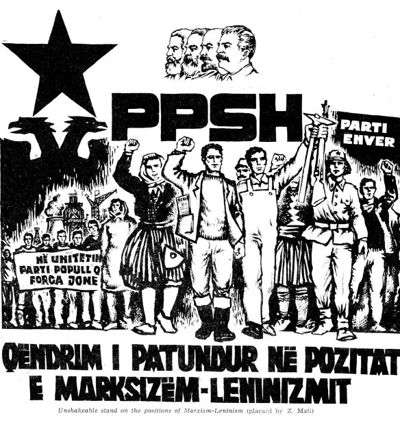 Unshakeable stand on the positions of Marxism-Leninism