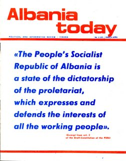 Albania Today No 2 (27) March-April 1976