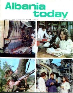 Albania Today No 2 1981