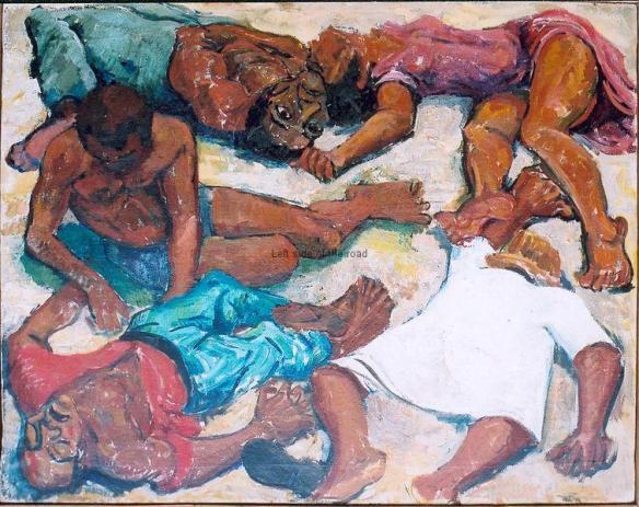 Murder at Sharpeville 21 March 1960 - Godfrey Rubens